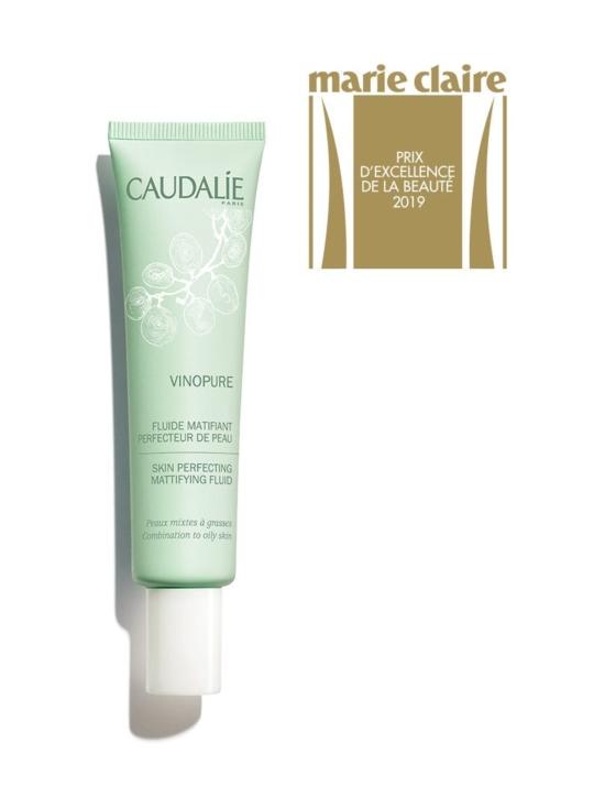 Caudalíe - Vinopure Skin Perfecting Matifying Fluid -hoitovoide 40ml | Stockmann - photo 3