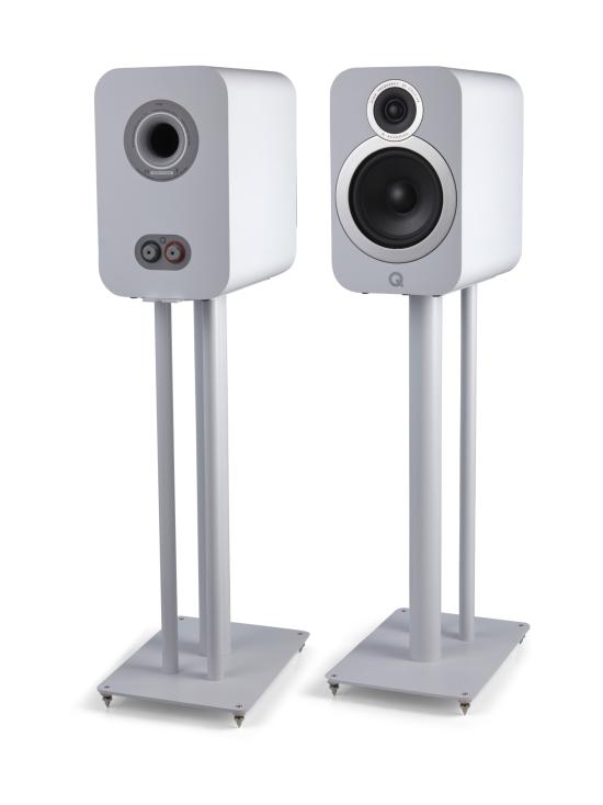 Q Acoustics - Q Acoustics Q3030FSi kaiutinjalat, valkoinen   Stockmann - photo 6