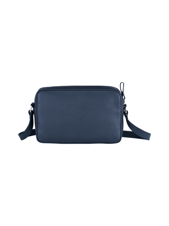 Longchamp - Le Foulonné Crossbody Bag - Nahkalaukku - NAVY | Stockmann - photo 3