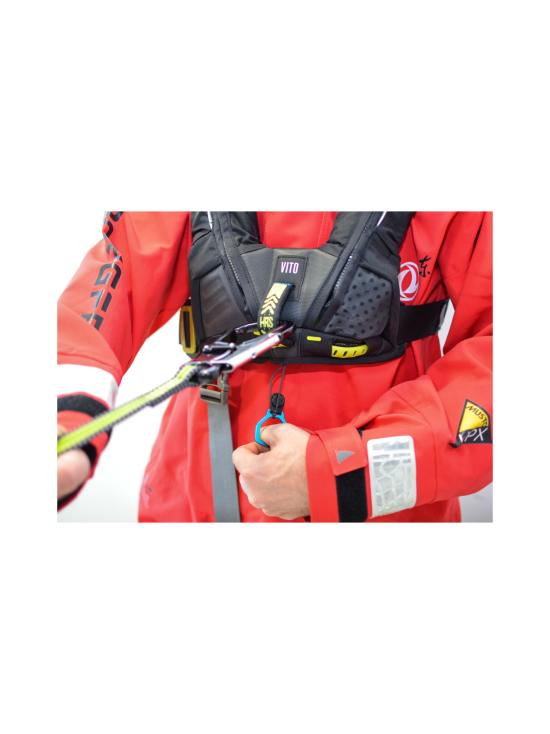 Spinlock - Deckvest Vito Hammar 170N HRS -pelastusliivi - MUSTA | Stockmann - photo 4