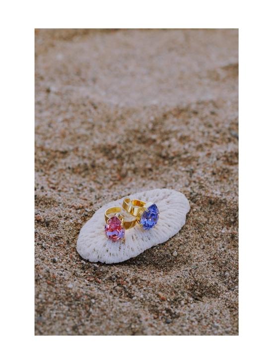 Degerberg Jewelry - Classic Collection sormus - Rose - 4 | Stockmann - photo 4