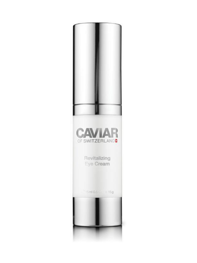 Caviar of Switzerland Revitalizing Eye Cream 15ml Silmänympärysvoide