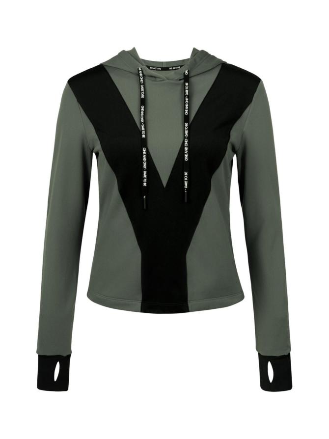 Yvette Soft Brand huppari, khaki