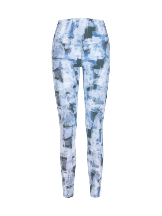 Yvette Cloud treenileggings, sininen