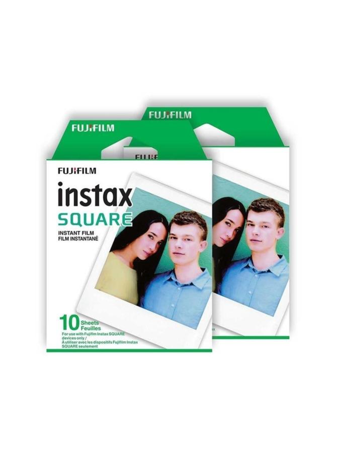Fujifilm Instax Film Square (20 kuvaa) pikafilmi