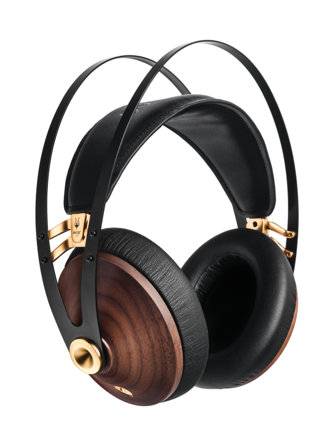 Meze Audio 99 Classics, walnut gold