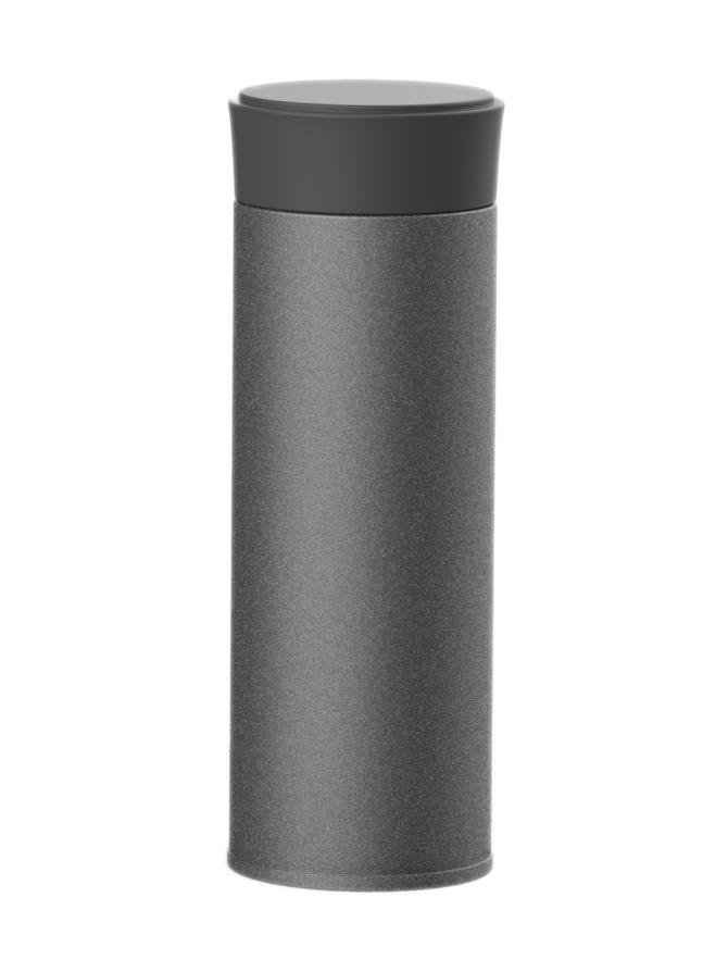 Magisso Visibility heijastava juomapullo, musta