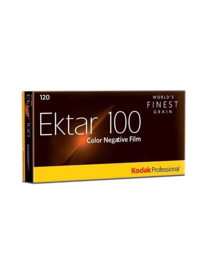 Kodak Professional Ektar 100, 120 x 5kpl