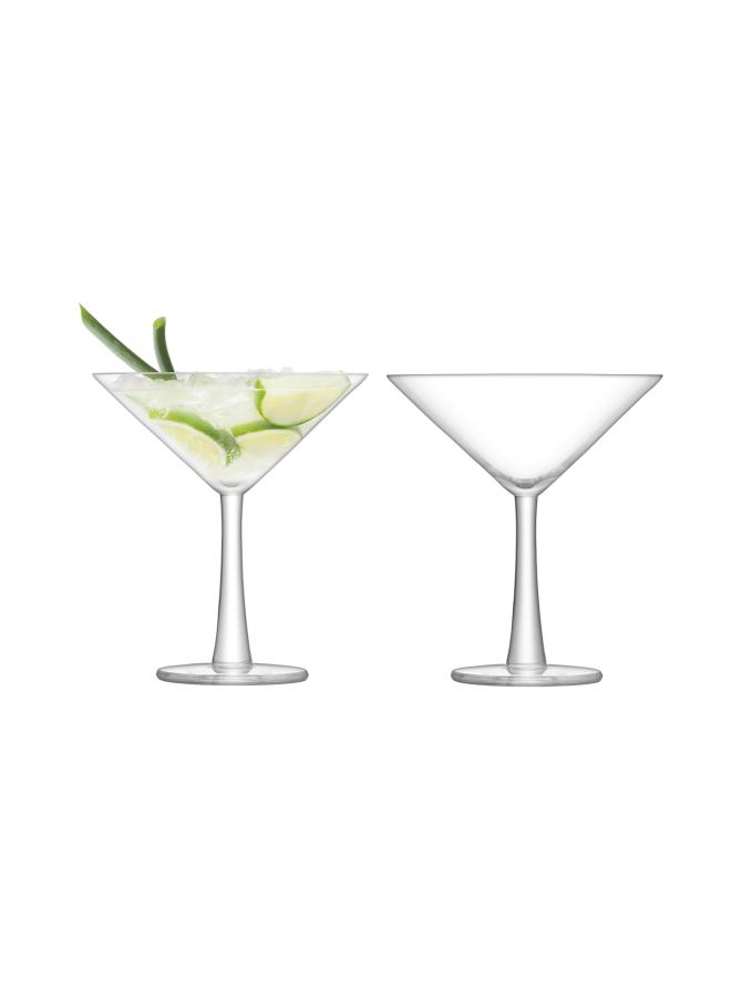 Drinkkilasi LSA Gin Cocktail 220ml(2kpl)