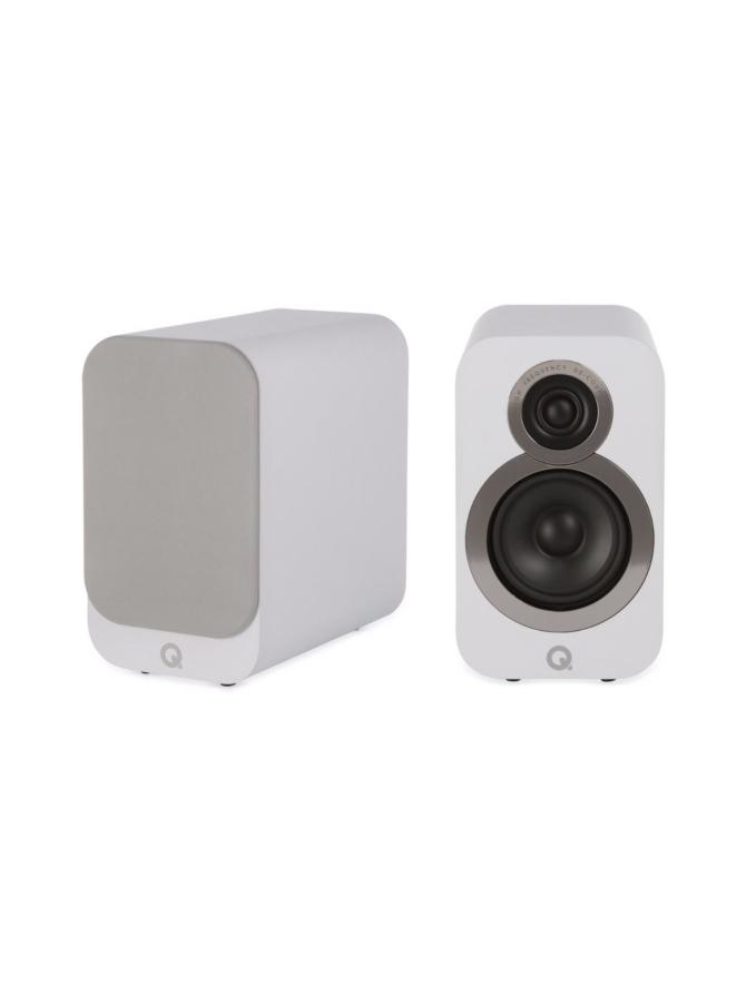 Q Acoustics Q3010i hyllykaiutin, valkoinen