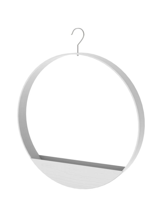 Magisso Element No.2.0 Valkoinen Vaateripustin, ympyrä