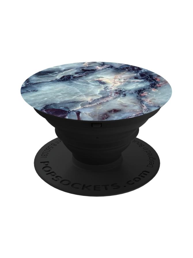 PopSockets Grip Blue Marble -puhelimen pidike