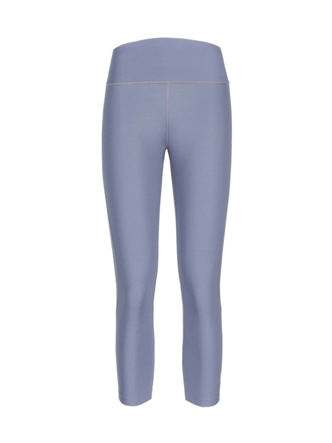 Yvette Light Grey caprileggings, harmaa