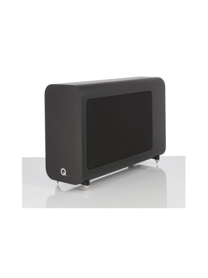 Q Acoustics Q3060S aktiivisubwoofer, musta