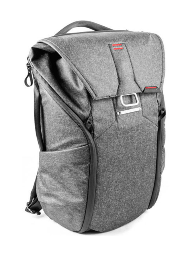 Peak Design Everyday Backpack 30L kamerareppu - Charcoal