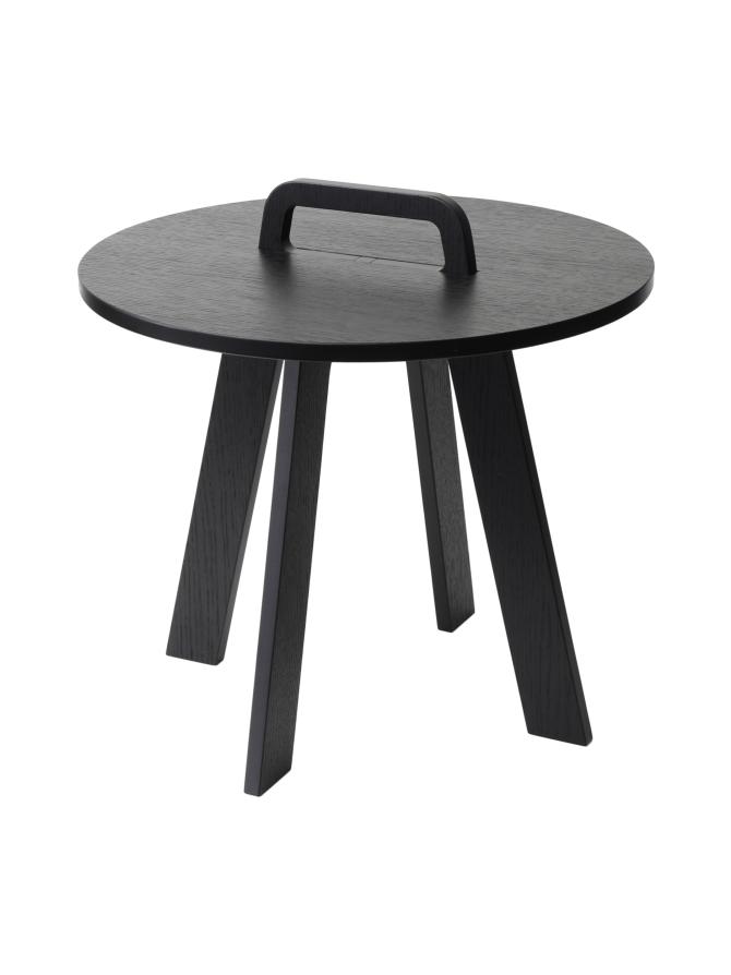 Magisso Element No.1 Musta Pöytä, kasattava