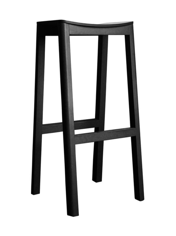 Halikko baarijakkara 74cm musta