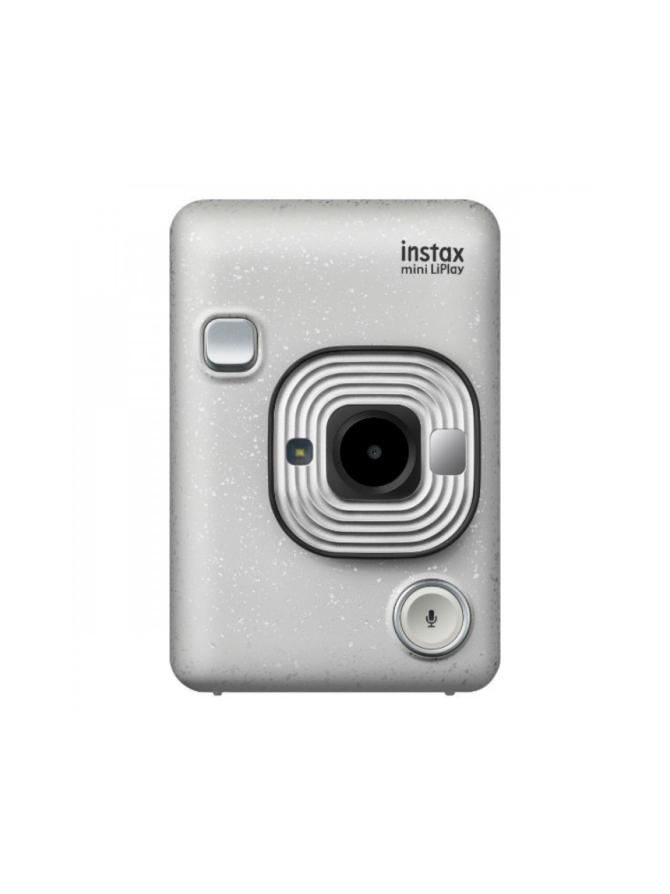 Fujifilm Instax Mini LiPlay pikakamera - Vaalea