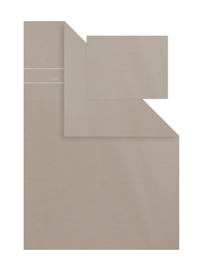 Sanctuary Vauvojen tyynyliina 35x45 ja pussilakana 85x125 Sand