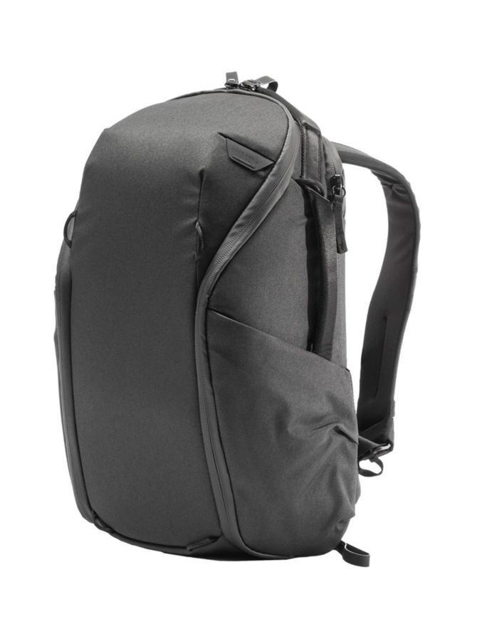 Peak Design Everyday Backpack ZIP 15L kamerareppu - Black
