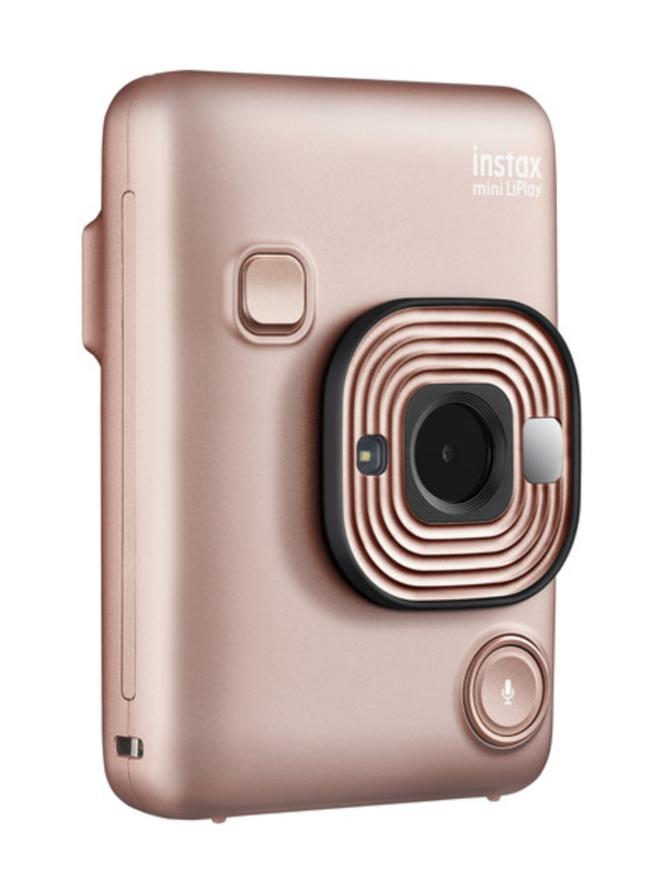 Fujifilm Instax Mini LiPlay pikakamera - Kulta