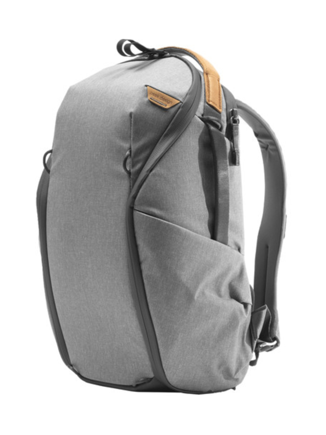 Peak Design Everyday Backpack ZIP 15L kamerareppu - Ash