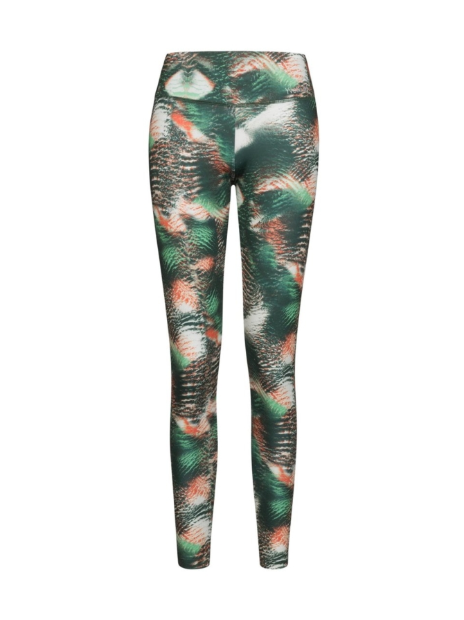 Yvette Jungle treenileggings, monivärinen