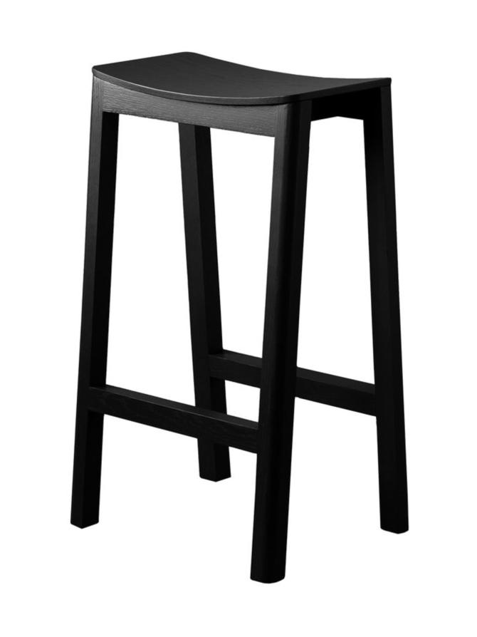 Halikko baarijakkara 66cm musta