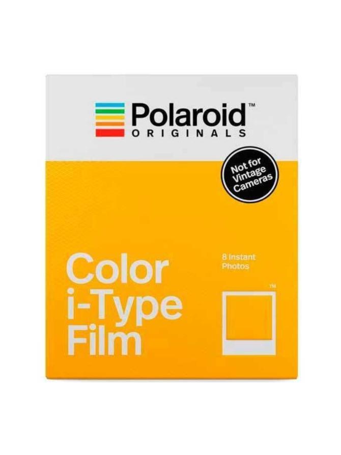 Polaroid Originals I-TYPE Color -pikafilmi