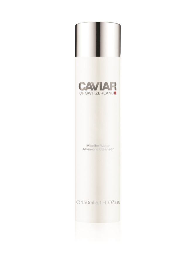 Caviar of Switzerland Micellar Water all-in one Cleanser 150ml Puhdistusvesi
