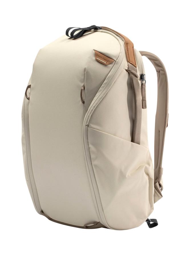 Peak Design Everyday Backpack ZIP 15L kamerareppu - Bone