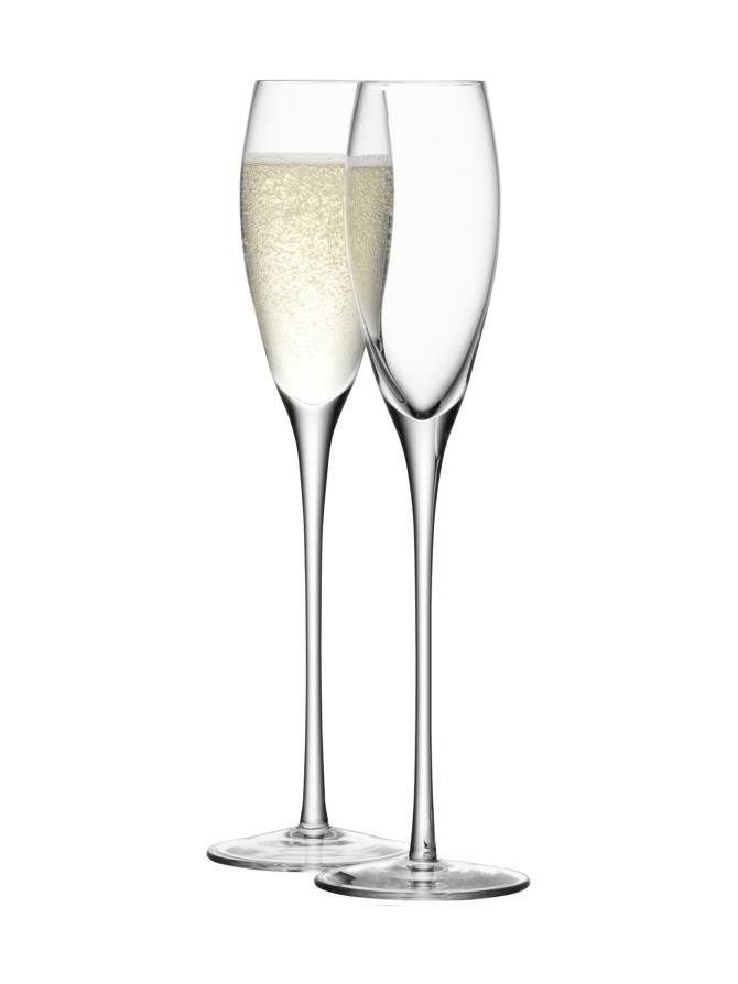 Samppanjalasi LSA Wine Champagne Flute (4 kpl)