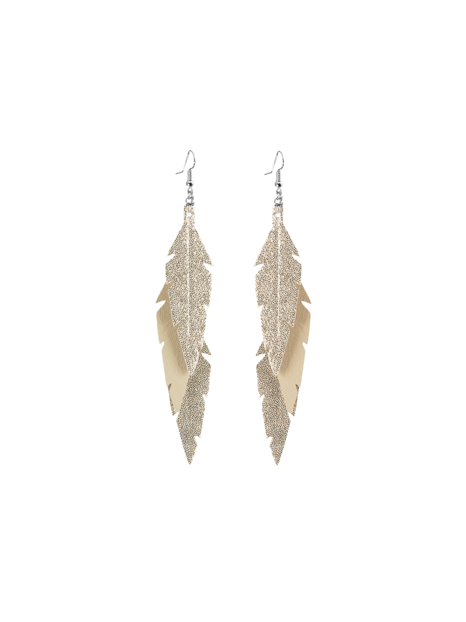Feathers Midi Trio korvakorut