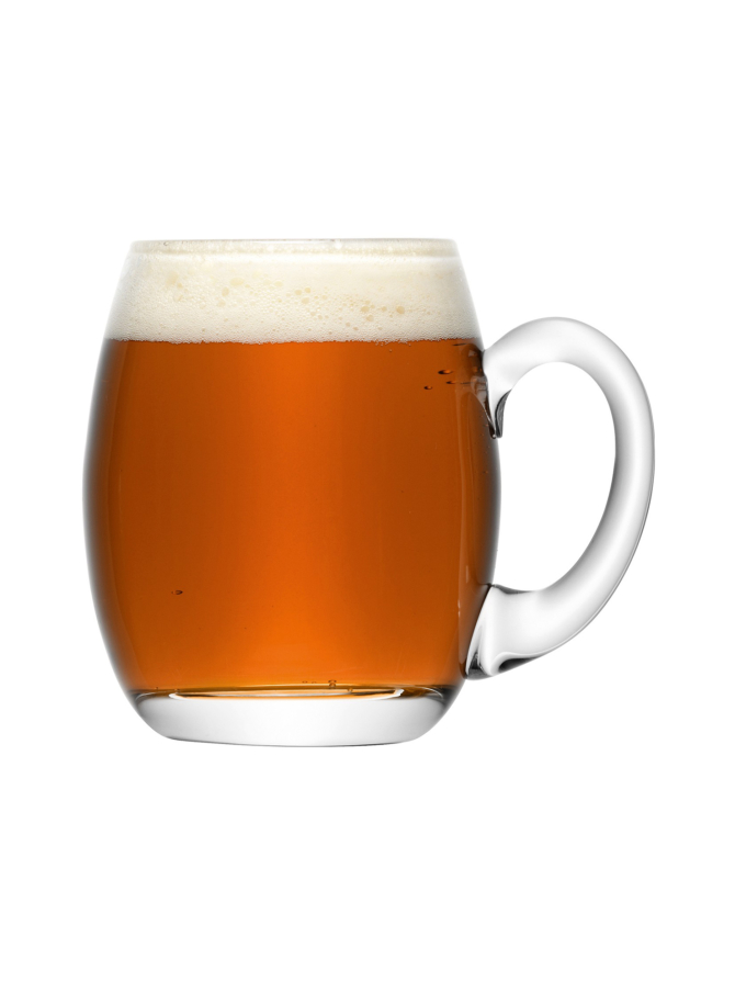 Oluttuoppi LSA Bar Beer Tankard 500 ml