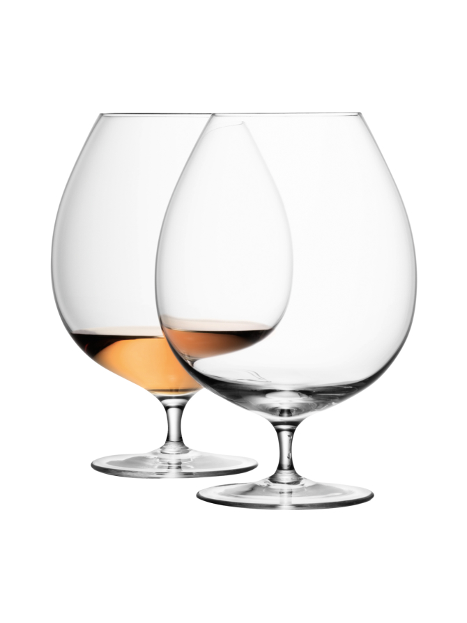 Konjakkilasi LSA Bar Brandy Glass (2 kpl)