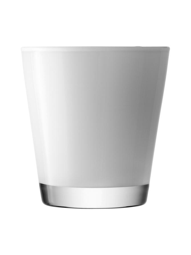 Vesilasi Asher Tumbler Valkoinen (1 kpl)