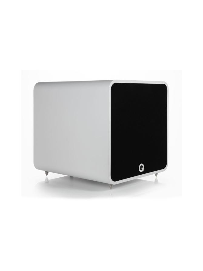 Q Acoustics Q B12 aktiivisubwoofer, valkoinen