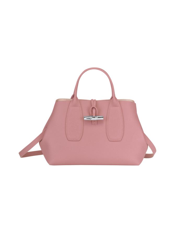 Roseau Top Handle Bag M - Nahkalaukku
