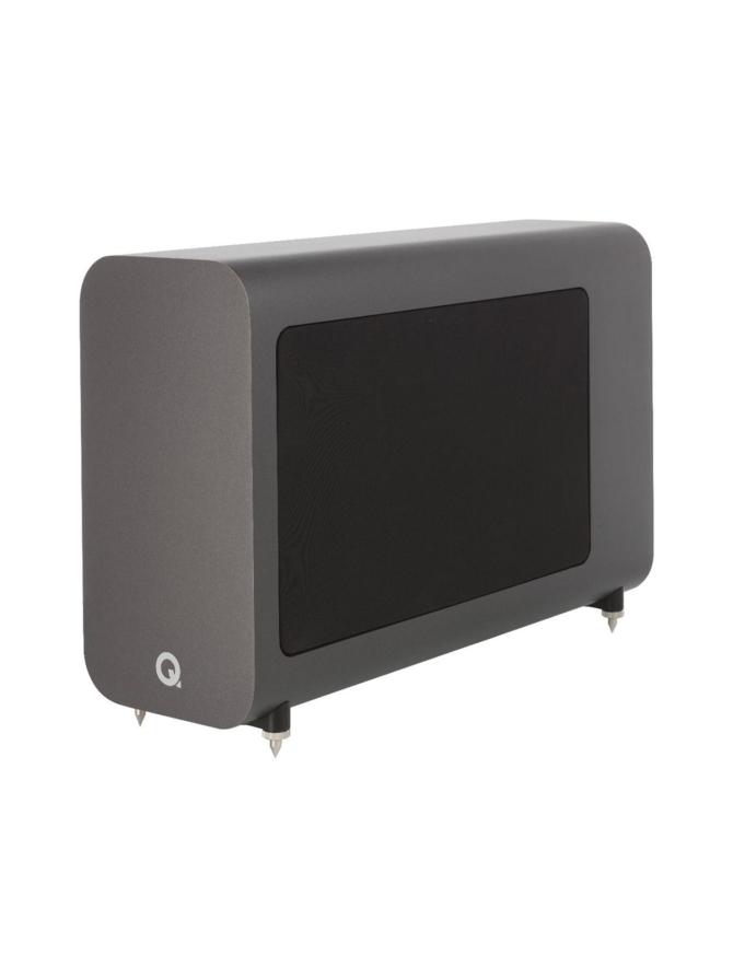 Q Acoustics Q3060S aktiivisubwoofer, harmaa