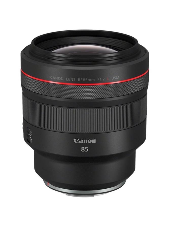 Canon RF 85mm f/1.2L USM -teleobjektiivi