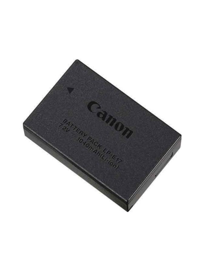 Canon LP-E17 -akku (Canon EOS M3, M5, 750D, 800D, 77D)
