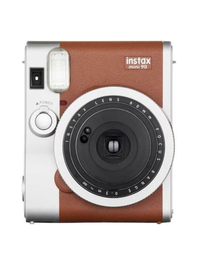 Fujifilm Instax Mini 90 Neo Classic pikakamera - Ruskea