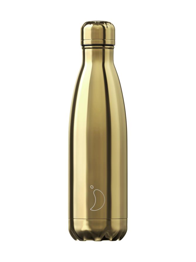 Gold Crome -juomapullo 500 ml