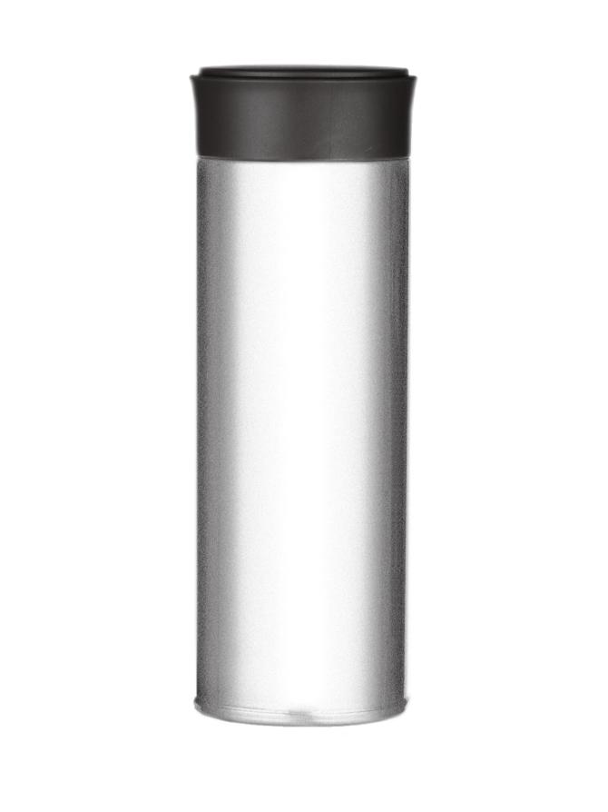 Magisso Visibility heijastava juomapullo, valkoinen