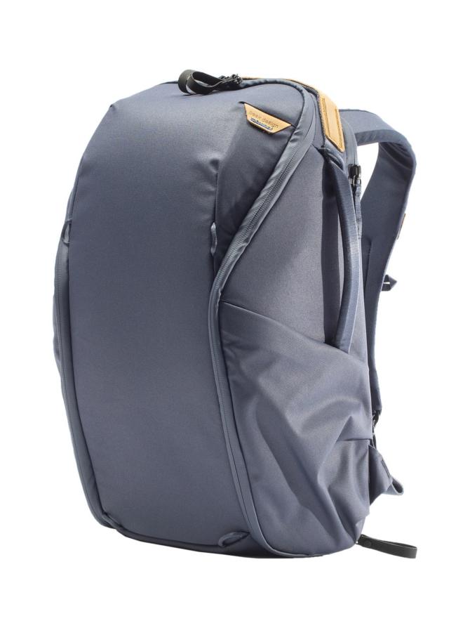 Peak Design Everyday Backpack ZIP 20L kamerareppu - Midnight