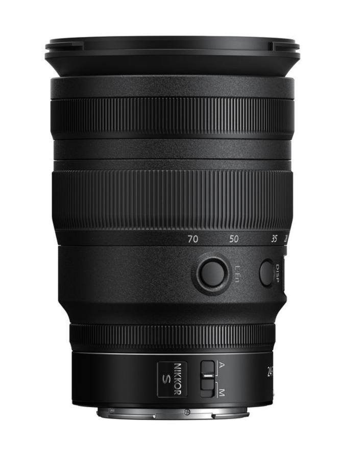 Nikon Nikkor Z 24-70mm f/2.8 S -objektiivi