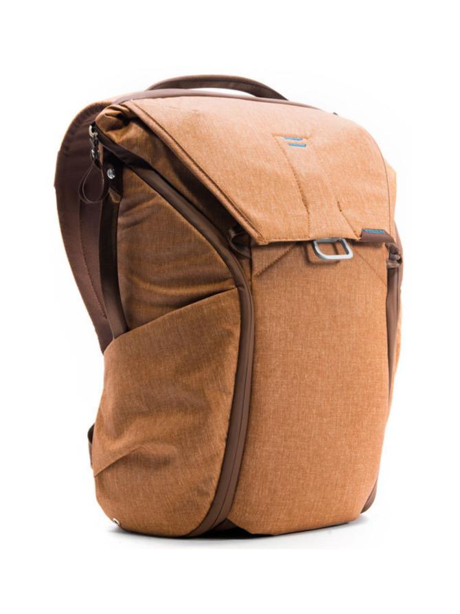 Peak Design Everyday Backpack 20L kamerareppu - Tan