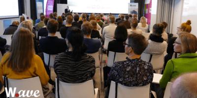 Waven jäsenvierailu DNA asiakaspalveluun 14.11.2019