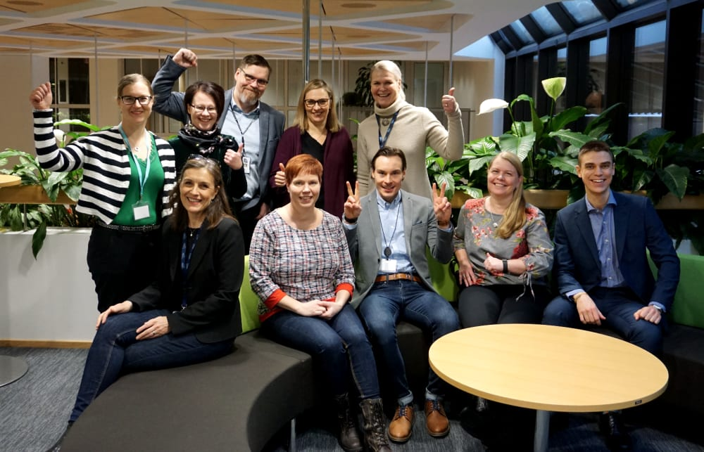 Waven Vuoden Contact Center 2018 -voittajavierailu