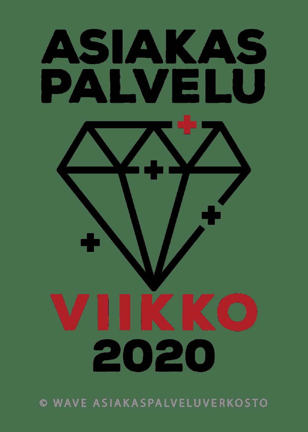 Asiakaspalveluviikko 2020 Wave